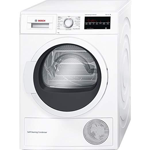 assistenza asciugatrici Bosch Trieste