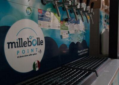 detersivi sfusi Mille Bolle Sate Trieste